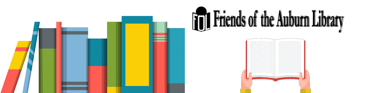 Friends of the Auburn Library Banner